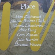 The Lure of Place (published in the December 2013 issue of 'The Victorian Writer')