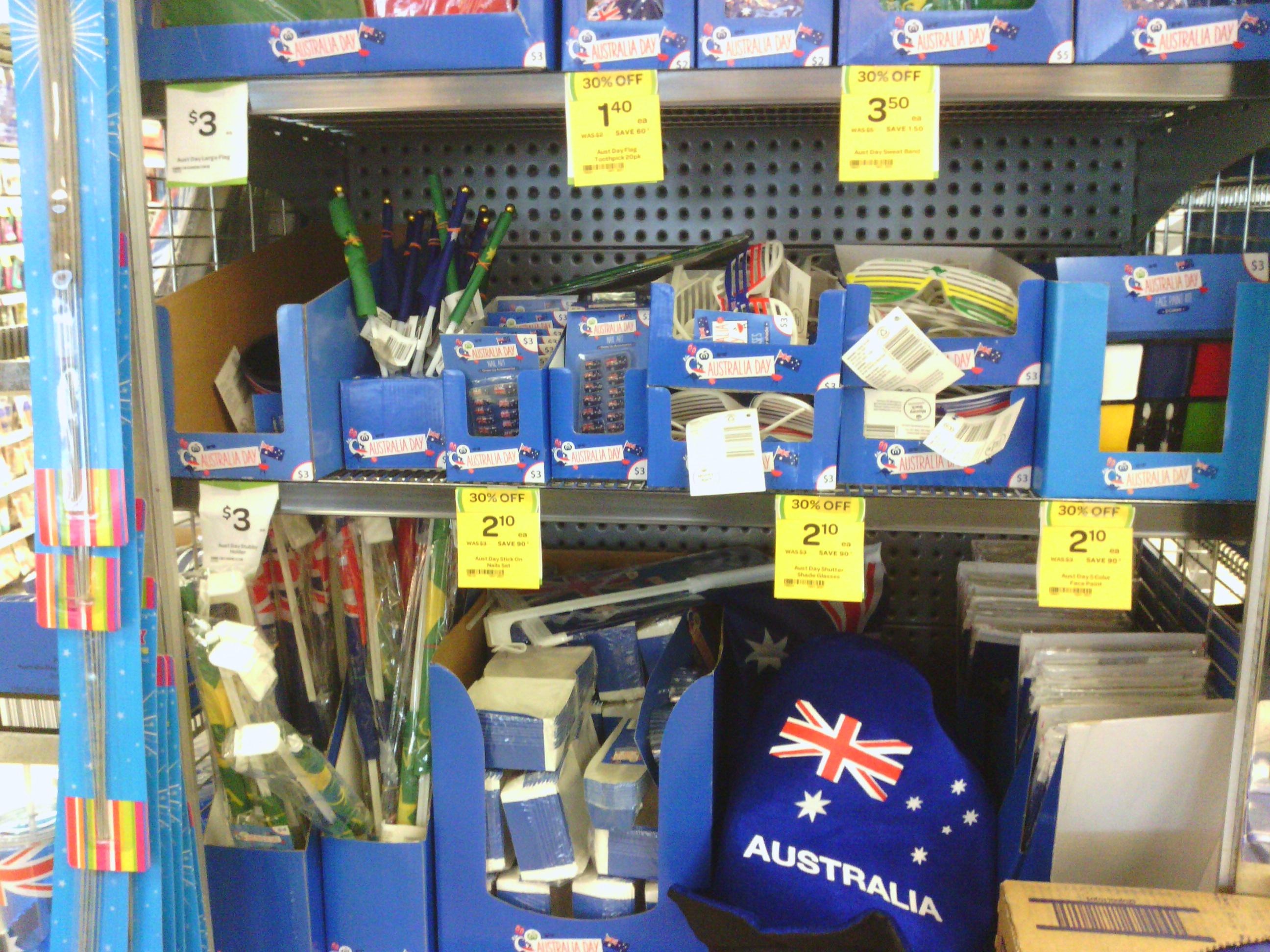 UN-AUSTRALIAN PARTY POOPER