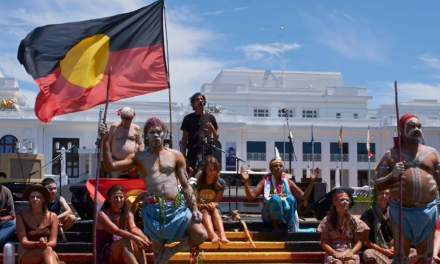 Invasion Day – 2018 – listening and stepping back
